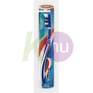 Aquafresh fogkefe Clean&Reach Medium 19337027