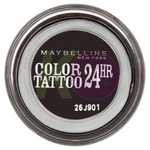 Maybelline Maybelline Color Tattoo Szemhéjpúder 60 Timeless Black 19726836