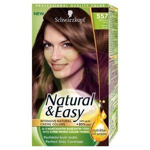 Natural&Easy hajfesték 557 Bronzbarna 19727258