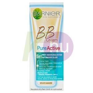 Garnier skin naturals Garnier Skin Naturals PureActive BB 5in1 krém 50ml világos 19982349