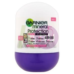 Garnier Mineral Garnier Mineral golyós 50ml Protect5 soft 19982367