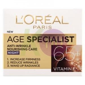 Dermo Age Specialist arckrém 50ml éjszakai 65+ 19982682