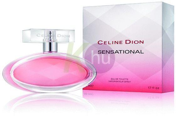Celine Dion Celine D. edt 30ml Sensational 20020002