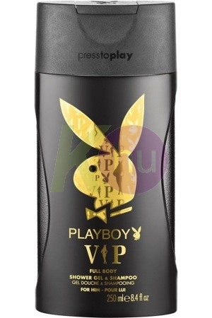 Playboy tus 250ml ffi VIP Black 20021014