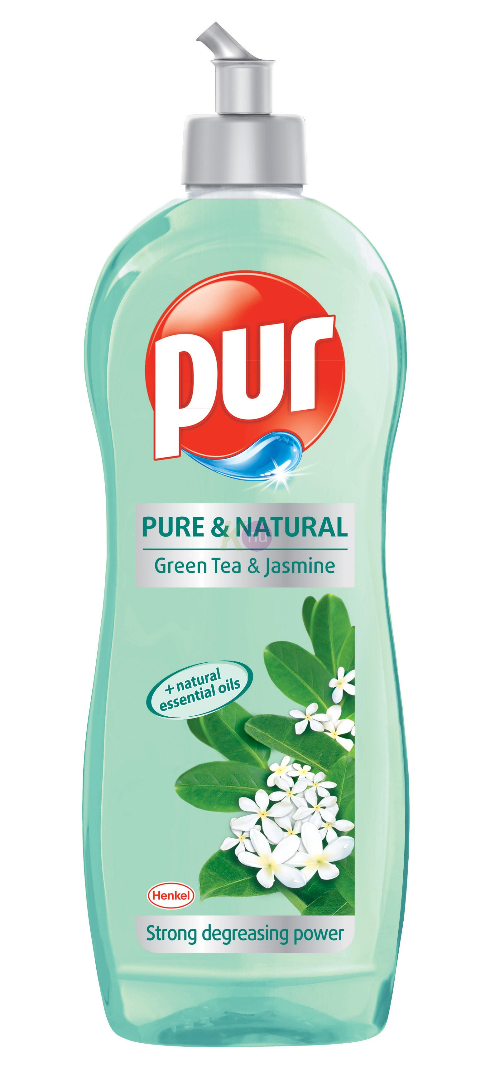 Pur 750ml Pure&Natural Green Tea&Jasmin 21019505