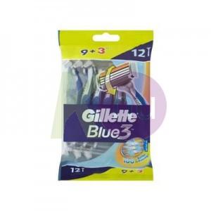 Gillette Blue3 eldobható borotva 12db 22000235