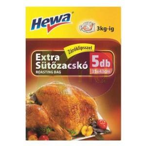 Hewa sütőzacskó extra 5db-os 22003349