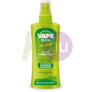 Vape Derm Extra szúnyog- és kullancsriasztó 100ml pumpás 22011508