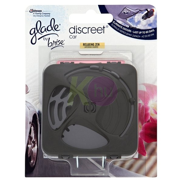 Glade by Brise Discreet Car kesz. Japán kert 22019335