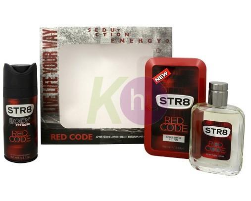 STR8 16 kar.csom Red Code after 100ml + deo 150ml 22221158