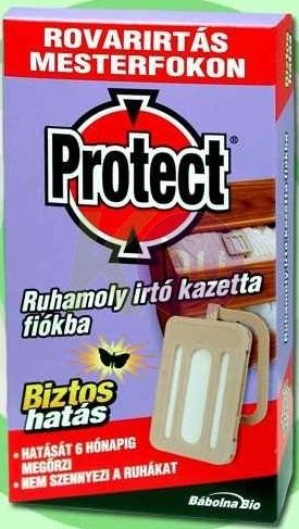 Protect ruhamolyirtó 6db-os fiókba 22222206