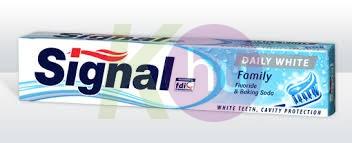 Signal fgkrém 125ml Family Daily White 23001910