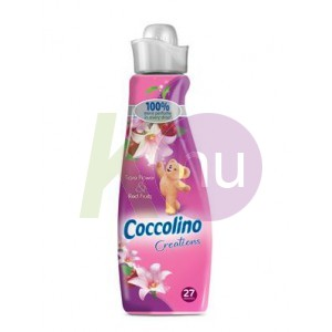Coccolino 27 mosás / 950ml Tiare Flower & Red Fruits 23001911