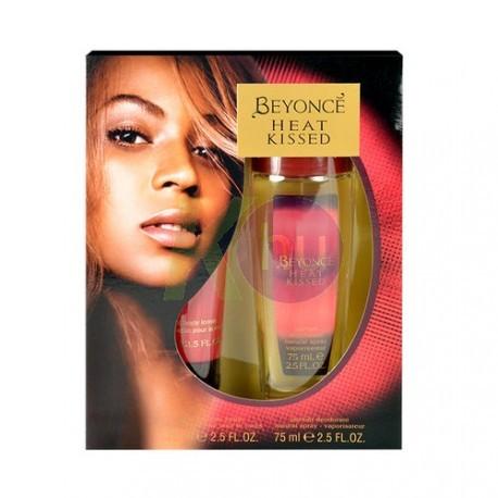 Beyonce kar.csom Heat Kissed pumpás 75ml + test 75ml 23021131
