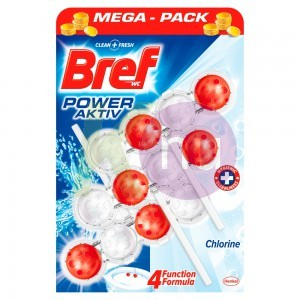 Bref Power Aktiv 3*50g Chlorine 24061724