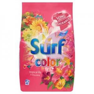 Surf 40 mosás / 2,8kg Tropical Lily&Ylang Ylang 24076452