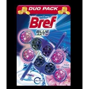 Bref Blue Aktív 2x50g Fresh Flowers 24076468