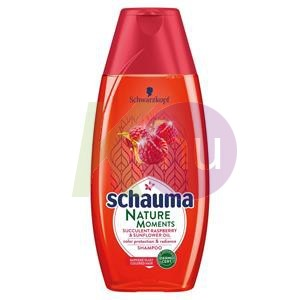 Schauma Nature Moments sampon 250ml Málna&Napraforgó 24076573
