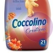 Coccolino 21 mosás / 750ml Creat. Red Indiai Rózsa&Pézsma 24158911