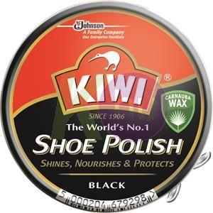 Kiwi Expr. cipökrem 50ml Fekete 24600200