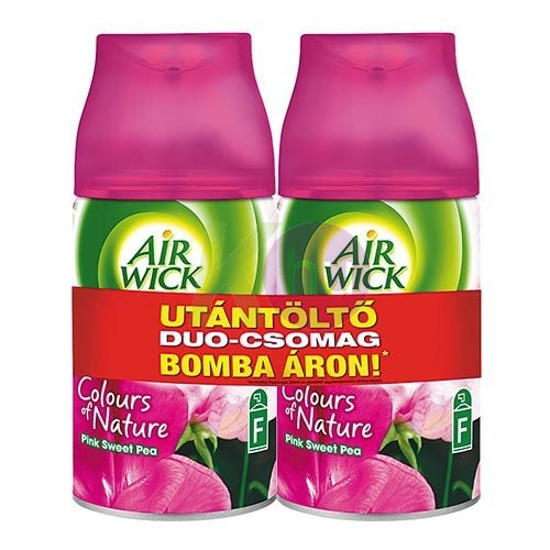 Airwick Freshmatic utántöltő duo pink tavaszi 24962318