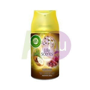 Air Wick Freshmatic Life Scents ut. 250ml Nyugalom szigete 24962417