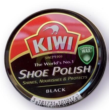 Kiwi fémdob. cipőkrém 50ml Fekete 25000001