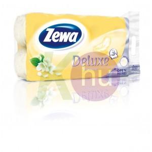 Zewa Deluxe 3 rétegű toalettpapír 8 tekercs jasmine 31000528