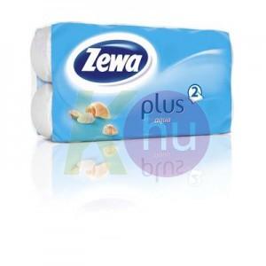 Zewa Plus 2 rétegű toalettpapír 8 tekercs fehér 31000532