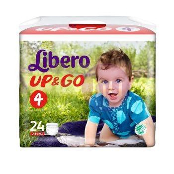 Libero Up&Go ( 4 ) 24 31000589