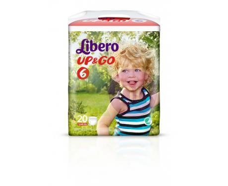 Libero Up&Go ( 6 ) 20 31000590