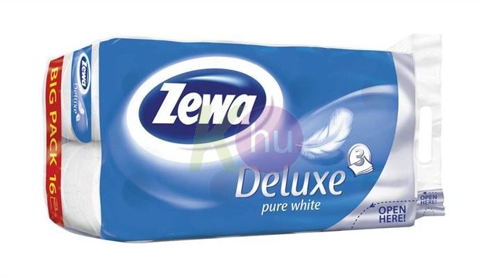 Zewa Deluxe 3 rétegű toalettpapír 16 tek. Sea Butter 31000597