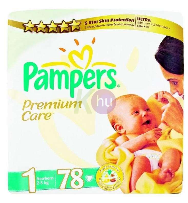 Pampers Premium Newborn 78 31001537