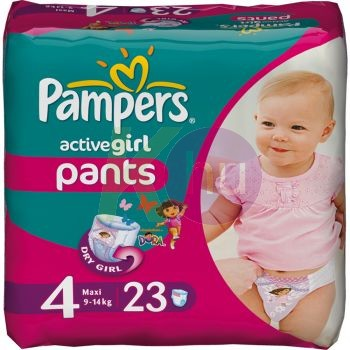 Pampers ActivePants Girl Maxi (23) 31001550
