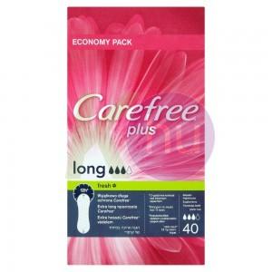 Carefree Carefree Tisztasági betét 40 Long Plus Deo 31055517