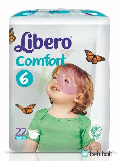 Libero Comfort Junior/XL ( 6 ) 22 31058934