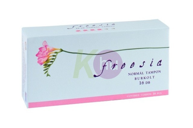 Freesia tampon normal 16db 32003700