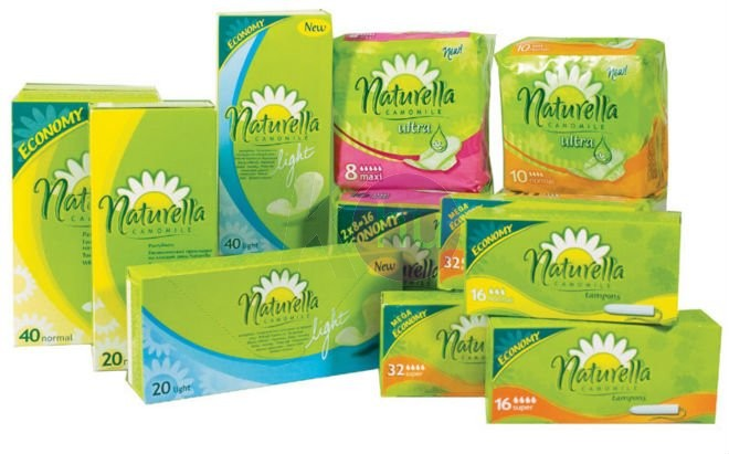 Naturella vegyes karton(8 normal+4 super+4 normal20) 32070303