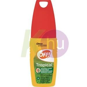 Off! rovarriasztó pumpás 100ml Tropical 32547854