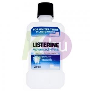 Listerine szájvíz 250ml Advanced White 32569801