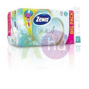 Zewa Deluxe 3 rétegű toalettpapír 16 tek. Soft Blossom / Winter Comfort 33547804