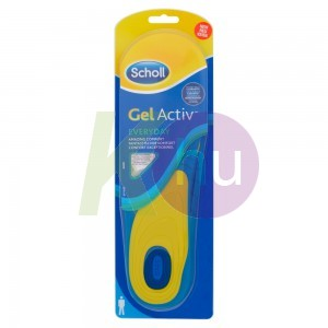 Scholl Gel Activ Everyday Comfort talpbetét 1 pár férfi 42962502