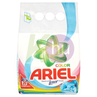 Ariel 20 mosás / 1,5kg Touch of Lenor Color 52141368
