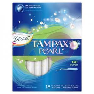 Tampax Pearl tampon 18 Super 52141714