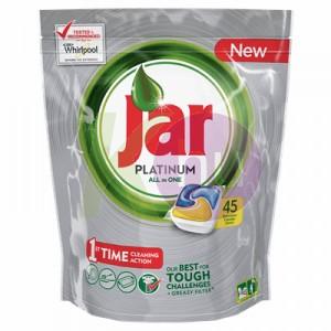 Jar Platinum mosogatógép tabletta 45db Yellow 52141757