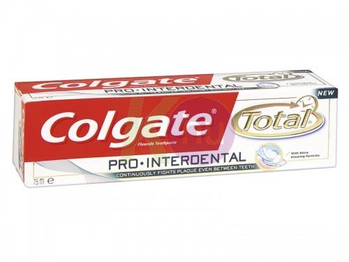 Colgate Colg. fogkrem 75ml Total Pro Interdental 52635916