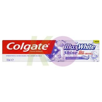 Colgate Colg. fogkrem 125ml Max White Shine 52635920