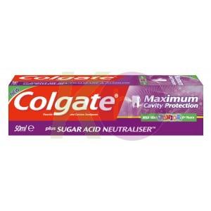 Colgate fogkrém 50ml Max. Cavity Protection Junior 52635960
