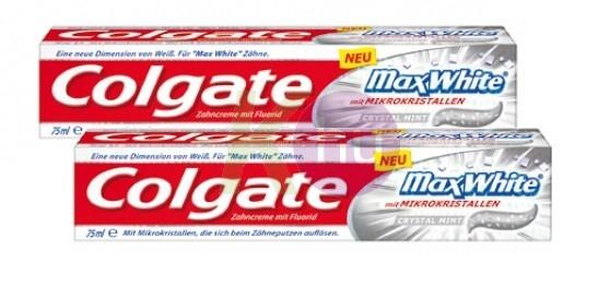 Colg. fogkrem DUO 2x75ml Max White Shine 52635977