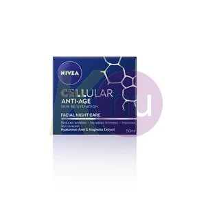 Nivea Cellular Anti-Age arckrém 50ml Éjszakai Bőrfiatalító 52645901